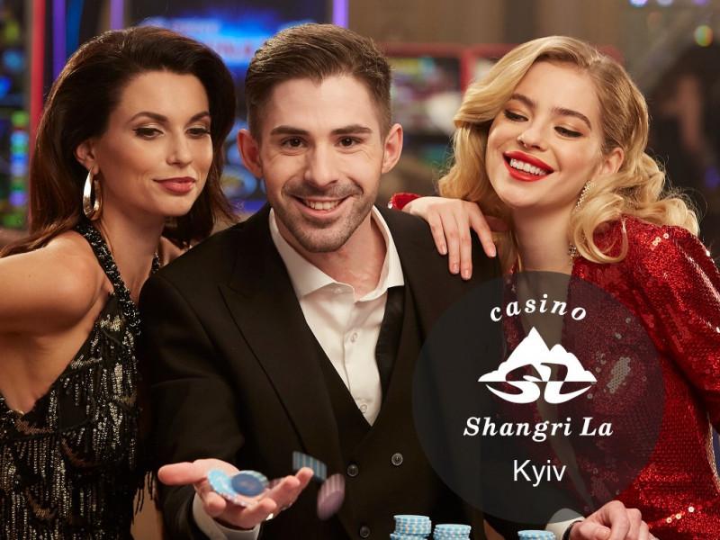 Shangri La Casino Kyiv