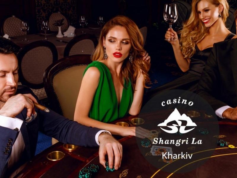 Shangri La Casino Kharkiv