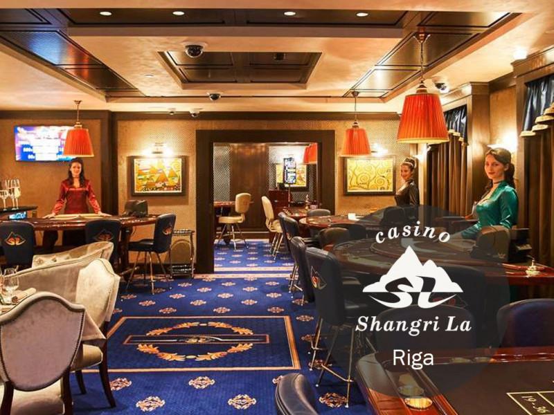 SL Casino Riga