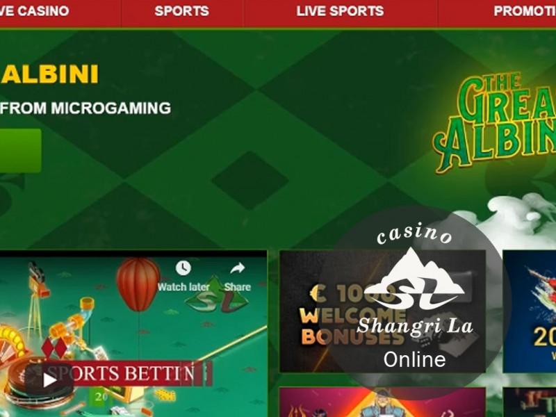 Online Casino PlayShangriLa.com