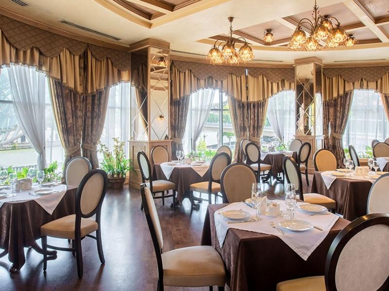 Shangri La Tbilisi Restaurant