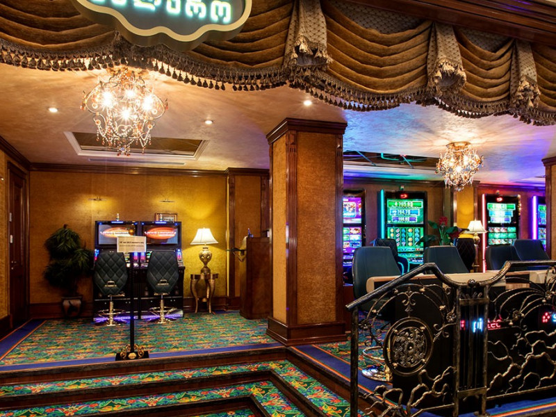 Shangri La Tbilisi VIP Slots Area