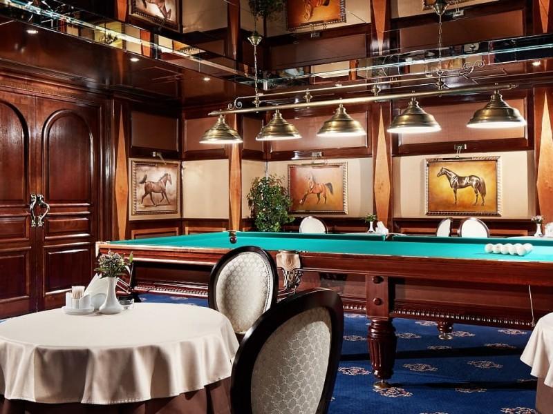 Shangri La Minsk Russian Billiards