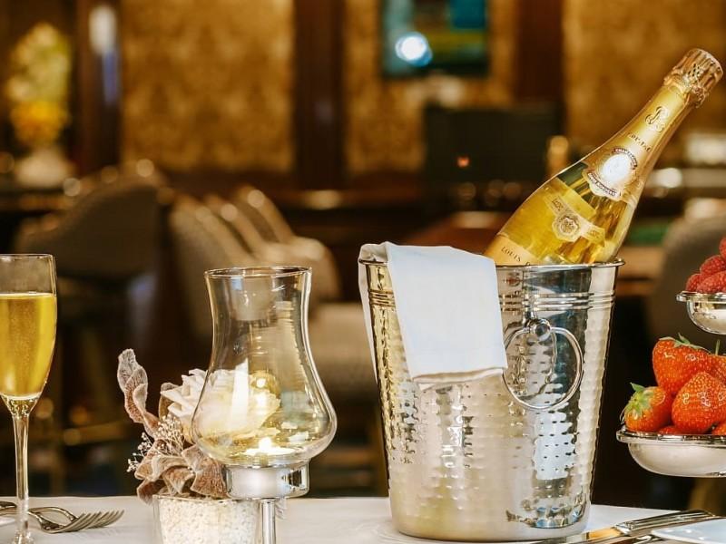 Shangri La Minsk Restaurant