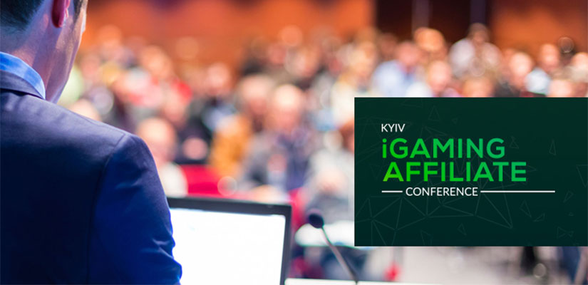 A Representative of Storm Made a Presentation at the Kyiv iGaming Affiliate Conference