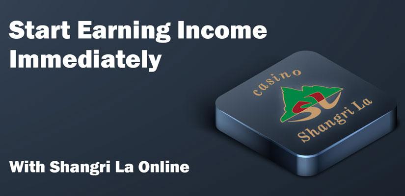 Shangri La Online Casino Affiliate Program